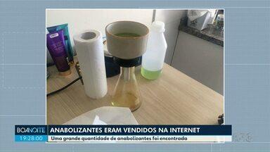 PF apreende grande quantidade de anabolizantes em apartamento - Morador foi preso em flagrante fabricando produtos