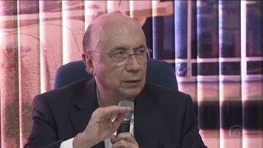 Candidato do MDB, Henrique Meirelles, faz campanha em Brasília - Jornal Nacional mostra como foram as atividades de campanha de candidatos à presidência nesta terça (28).