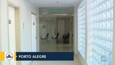 Hospital Beneficência Portuguesa reabre as portas em Porto Alegre - Assista ao vídeo.