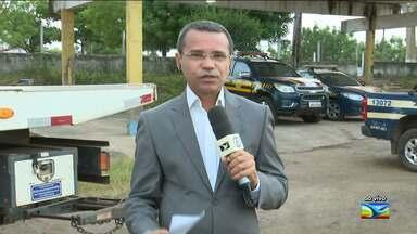Atropelamento é registrado na BR-222 no Maranhão - Idoso, que não teve a sua identidade revelada, foi atropelado por uma motocicleta na quarta-feira (29) no povoado Ladeira do Gado, a 10 km de Santa Inês.