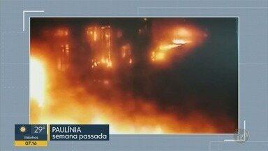 ANP desinterdita áreas não afetadas pela explosão na Replan - A medida foi tomada após uma vistoria no local.