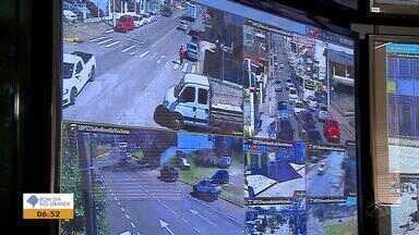 Câmeras de segurança auxiliam o trabalho da Brigada Militar em localidades do interior - Assista ao vídeo.