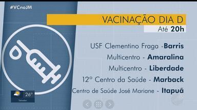 Dia D no sábado: apenas 67,2% do público-alvo foi vacinado contra sarampo e poliomielite - A campanha vai até o dia 1° de setembro; confira os detalhes.