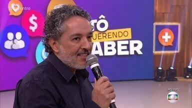 Alexandre Coimbra tira dúvidas da plateia - Psicólogo fala sobre o relação entre sogras e genros