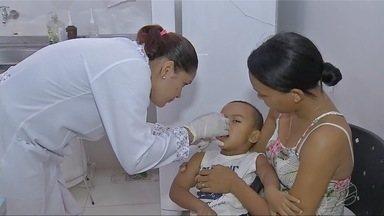"""Municípios terão novo dia """"D"""" de vacinação contra sarampo e pólio - Municípios terão novo dia """"D"""" de vacinação contra sarampo e pólio."""