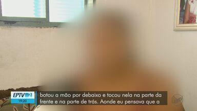 Professor suspeito de estupro de alunas é solto após audiência de custódia em Rio Claro - Mães de vítimas entre 120 e 12 anos estão revoltadas.