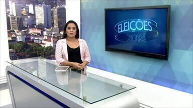 Veja como foi o dia dos candidatos ao governo do Amazonas - Sete candidatos disputam cargo.