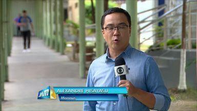 Família de criança com meningite recebe assistência - Família é de Manacapuru.