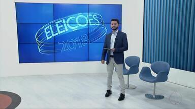Confira a agenda política dos candidatos ao Governo do Rio de Janeiro - Assista a seguir.