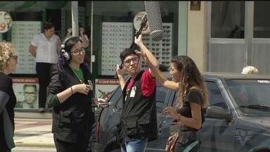 Oficinas Querô segue formando novos talentos para o audiovisual - Alunos escolhem temas para a produções. Uma das produções, inclusive, será exibida em festival nos Estados Unidos.