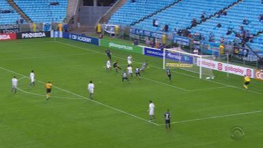 Grêmio vence o Botafogo na Arena - Assista ao vídeo.