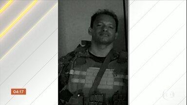 Sessenta e sete PMs foram mortos no Rio de Janeiro em 2018 - Neste domingo, foi enterrada mais uma vítima. Um sargento do Bope, morto no sábado, durante uma operação na comunidade de São Jorge, na Baixada Fluminense.