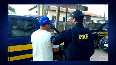 Homem é preso por tentativa de suborno no Maranhão - Homem foi preso na cidade de Santa Inês e autuado pelo o crime de corrupção ativa.