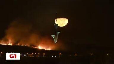 G1 no BDDF: fotográfo registra incêndio durante nascer da lua - Entenda mais sobre processo de adoção. Entrevista da semana é com braço direito de Chico Buarque.