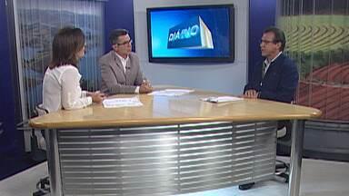 Luiz Marinho, candidato ao governo de São Paulo pelo PT, é entrevistado pelo Diário TV - Entrevistas ao vivo foram realizadas com os cinco candidatos ao governo do Estado mais bem colocados na última pesquisa Datafolha.