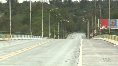 Pesquisa traça perfil de usuários da Ponte Internacional da Amizade e Ponte Tancredo Neves - A pesquisa foi feita por alunos da UDC nas pontes que fazem ligação do Brasil com o Paraguai e a Argentina.