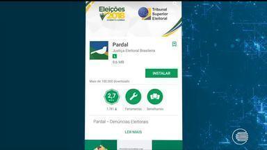 App Pardal é disponibilizado para ajudar eleitores a fazerem denúncias oficiais - App Pardal é disponibilizado para ajudar eleitores a fazerem denúncias oficiais