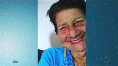 Idosa morre atropelada por ônibus em Cachoeiro de Itapemirim, no Sul do ES - Acidente aconteceu na lista vermelha.
