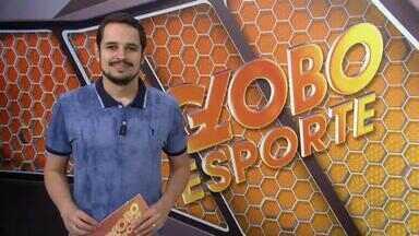 Confira a íntegra do Globo Esporte desta segunda-feira - Globo Esporte - Zona da Mata - 03/09/2018