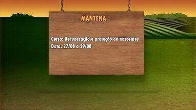 Confira os cursos oferecidos pelo Senar - Confira os cursos oferecidos pelo Senar