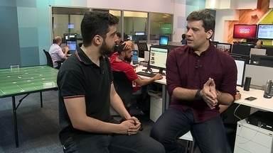 GloboEsporte.com analisa renovações e manutenção da base do Náutico - GloboEsporte.com analisa renovações e manutenção da base do Náutico