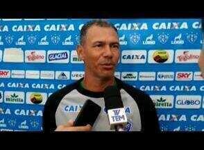 Ailton Costa fala sobre chegada de João Brigatti ao Paysandu - Auxiliar técnico bicolor comenta contratação do novo treinador do clube, que deve ser o ex-comandante da Ponte Preta.