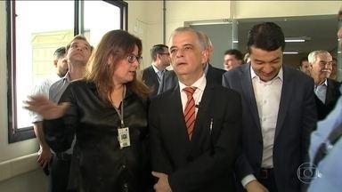 Márcio França faz campanha em Sorocaba - O candidato do PSB, Márcio França, esteve em Sorocaba.