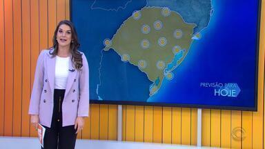 Tempo: sol predomina e temperaturas chegam aos 22ºC no RS nesta quarta-feira (5) - A previsão é de sol e tempo firme até o fim de semana em Porto Alegre.