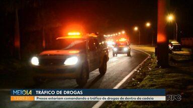 Polícia Militar realiza operação de combate ao tráfico de drogas em cinco cidades - Setes pessoas foram presas durante o operação