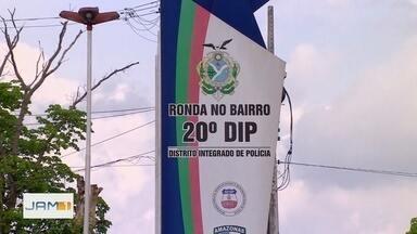 Mulher é achada morta em rua na Zona Oeste de Manaus - Pessoas que passavam pela área viram o corpo e acionaram a polícia