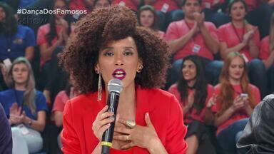 Taís Araújo fala da experiência de ser jurada do 'Dança dos Famosos' - Confira vídeo!