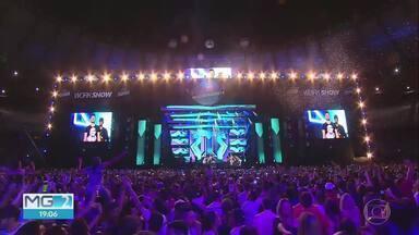 'Festeja' agita o Mineirão neste sábado - Com apresentações de sertanejo, funk e axé, o evento se consolida como um dos principais festivais do país.