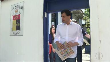 Índio da Costa (PSD) faz campanha no Méier, no RJ - Assista a seguir.