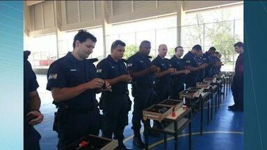 Guarda Municipal de Marataízes sai das ruas porque coletes balísticos estão vencidos - Material novo ainda não chegou.