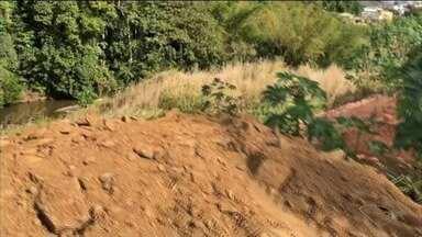 Polícia Ambiental descobre terraplanagens irregulares no interior de Muniz Freire, ES - Foram dois casos denunciados.