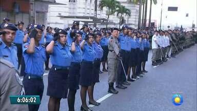 Militares se preparam para desfile de 7 de setembro na Paraíba - Veja como estão os preparativos para os desfiles em João Pessoa e Campina Grande.