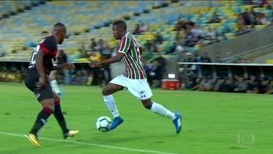 Fluminense fica no empate em dia pouco inspirado no Maracanã - Fluminense fica no empate em dia pouco inspirado no Maracanã