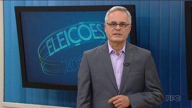 Eleições 2018 - Confira a agenda dos candidatos ao governo do estado.
