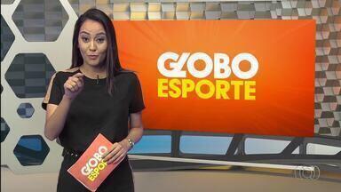 Globo Esporte GO - 07/09/2018 - Íntegra - Confira a íntegra do programa Globo Esporte GO - 07/09/2018