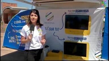 Campanha Digital Para Geral tem atividades no parque Rego D'Água em Dourados - Local recebe uma programação especial.
