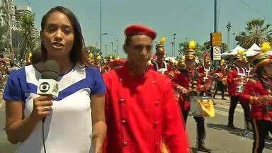 Desfile de Sete de Setembro reúne milhares de pessoas em Fortaleza - Confira mais notícias em g1.globo.com/ce