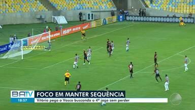 Bahia enfrenta o São Paulo neste sábado (8); Vitória joga contra o Vasco no domingo (9) - Confira as últimas novidades das equipes baianas no Campeonato Brasileiro.