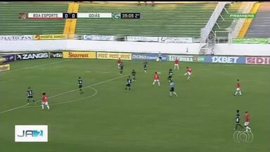 Confira o desempenho dos times goianos nesta sexta-feira (7) - Jogaram Goiás e Atlético-GO.