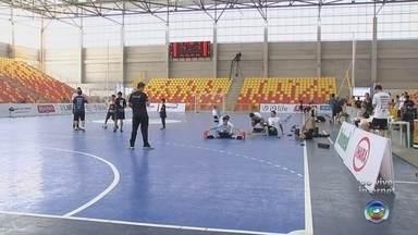 Após comemoração do título mundial, o Sorocaba enfrenta Joinville pela LNF - Jogo ocorrre neste sábado, às 13h, na Arena Sorocaba