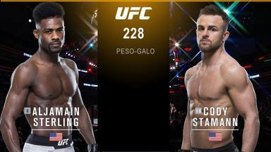 Aljamain Sterling x Cody Stamann
