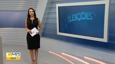 Veja a agenda desta segunda-feira dos candidatos a governador de Minas Gerais - Candidatos têm compromissos de campanha.