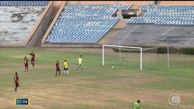 Confira o resultado dos dois primeiros jogos do Campeonato Piauiense sub-17 - Confira o resultado dos dois primeiros jogos do Campeonato Piauiense sub-17