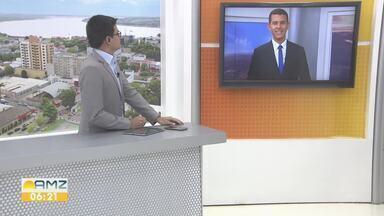 Jornalismo da Rede Amazônica, em Cacoal, terá novidades a partir desta segunda - Cidade passa a contar com jornalismo, ao vivo, e mais espaço para divulgação das notícias locais.