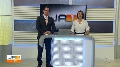 Confira os destaques do JA 1ª Edição desta segunda-feira (10) - Kátia Maria (PT), candidata ao Governo de Goiás, é entrevistada no JA 1ª Edição.