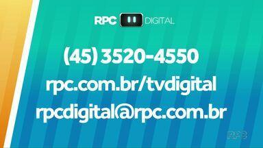 Confira os contatos para tirar dúvidas sobre o sinal da TV Digital - Nossos técnicos podem te ajudar. Sinal analógico será desligado no dia 28 de novembro de 2018.